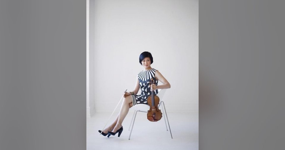 Violinist Jennifer Koh returns to OKC for third performance with Oklahoma City Philharmonic