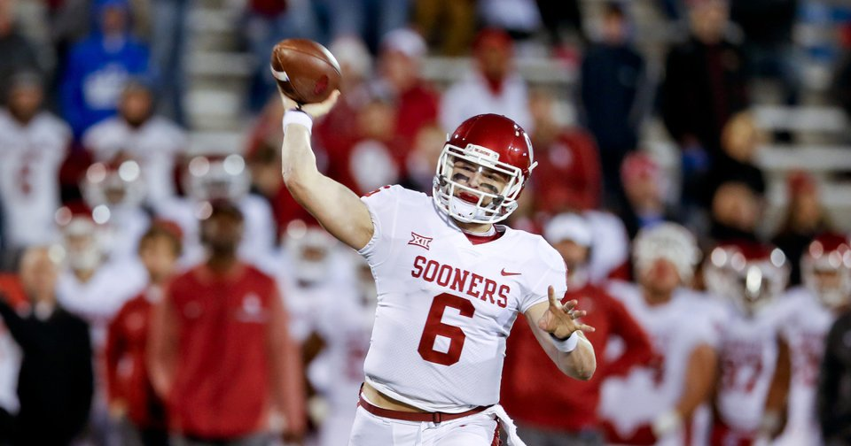 newsok.com - Berry Tramel - Lincoln Riley should suspend Baker Mayfield