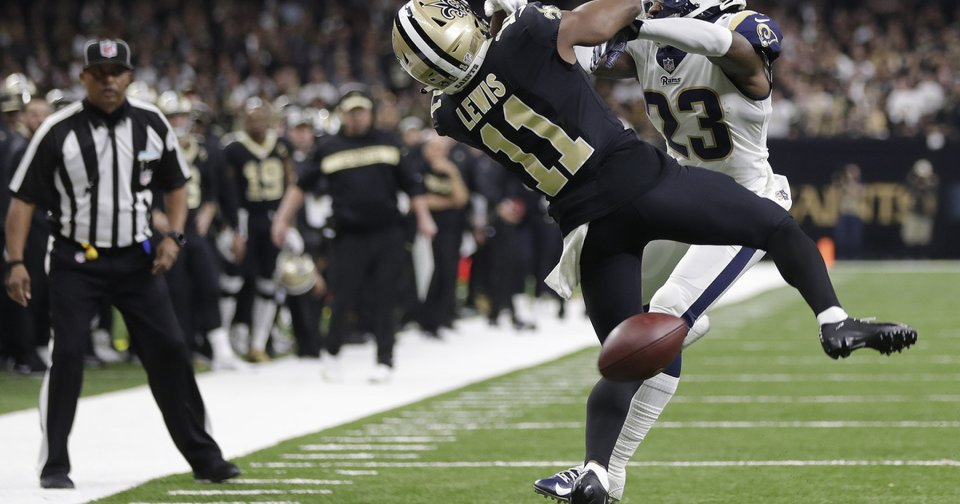 Packers Head For Super Bowl In Blur Of >> Nfl Notebook Saints Owner Responds To Controversial No Call Vs Rams