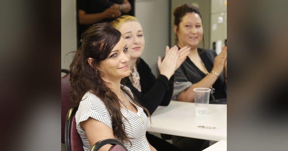 What one Oklahoma City woman's journey into substance abuse recovery looks like