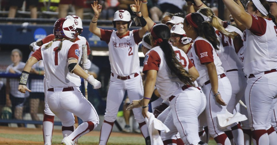 ou softball journal  sooners channel power of 3