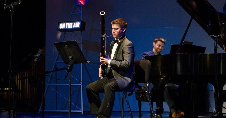 Oklahoma bassoonist Taylor Akin to be featured on NPR's