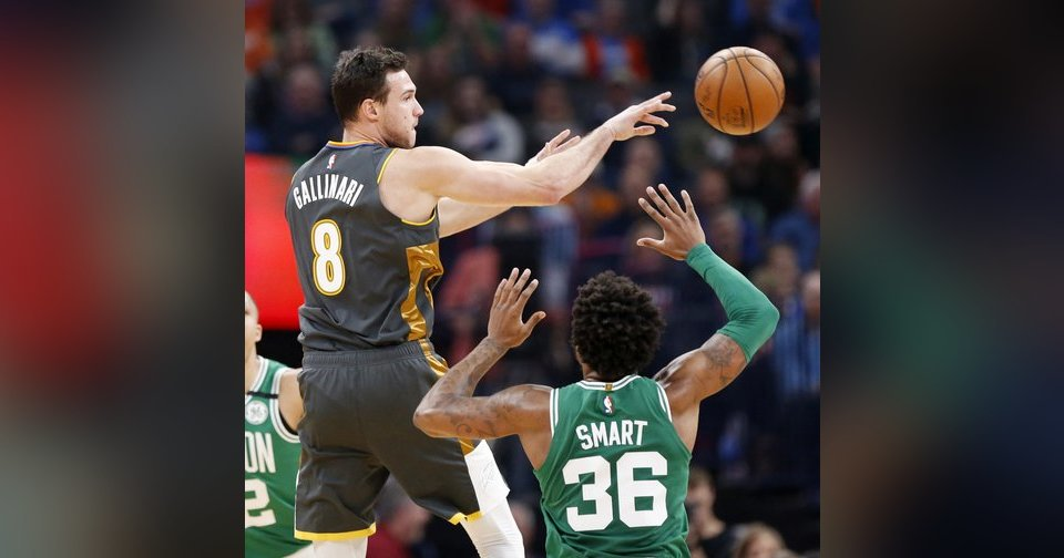OKC Thunder: Sign-and-trade now best option for Gallinari