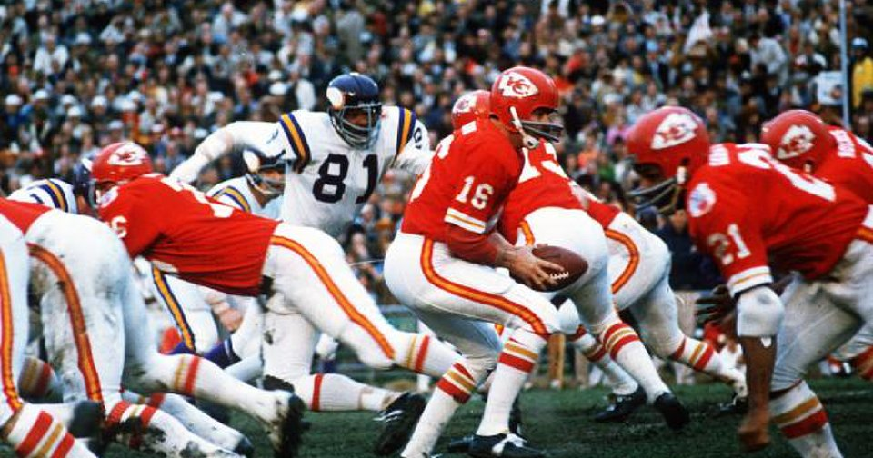 Fifty years later, Chiefs relish Super Bowl run