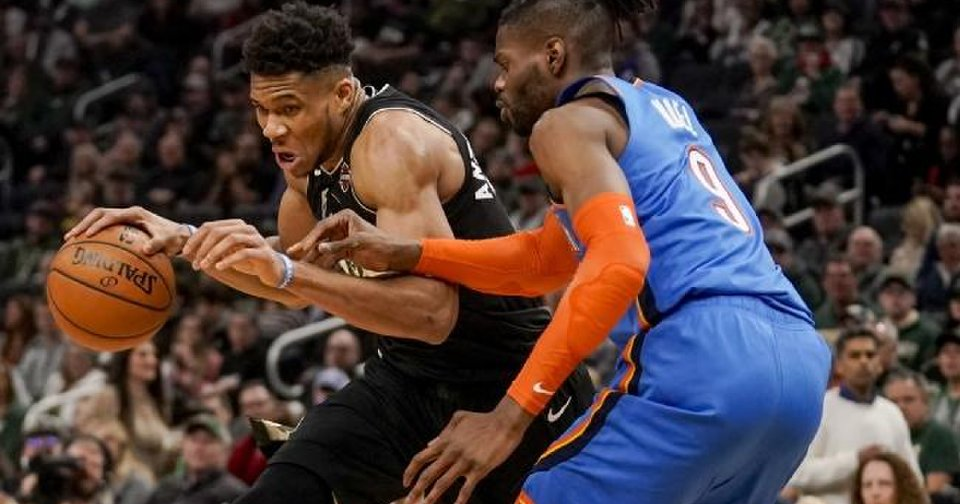 'They can go on runs': How the Bucks handed the Thunder the worst loss in OKC history