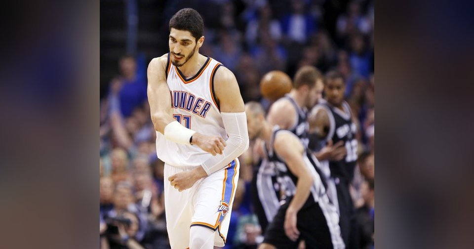 Trading places?: Why the Thunder is facing a Kanter conundrum