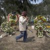 The Latest: Mexico states run out of death...