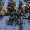Madrid digs way out of post-storm garbage,...