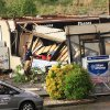 Freezers became tornado shelters for patrons of...