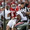 Mayfield listed as top-10 pick in Kiper\'s mock...