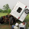 Patrons ride out two tornadoes in Country Boy...
