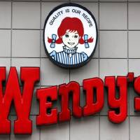 A Wendy's restaurant is shown in Pittsburgh.  [AP PHOTO]