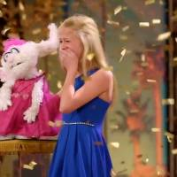 """Oklahoma City singing ventriloquist Darci Lynne Farmer's 2017 Golden Buzzer-grabbing debut on """"America's Got Talent"""" was showcased Tuesday as the..."""