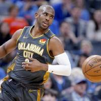 Thunder guard Chris Paul will make north of $40 million as a 35-year-old point guard next season and he has a player option for $44.2 million in...