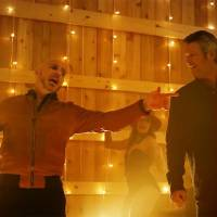 """Pitbull, left, and Blake Shelton appear in their music video for their collaboration """"Get Ready."""" [Photo provided]"""