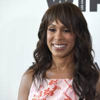 FILE - In this June 13, 2018 file photo, Channing Dungey arrives at the Women In Film Crystal and Lucy Awards in Beverly Hills, Calif.  Dungey has...
