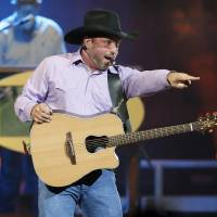 Garth Brooks performs during a 2017 show at the Chesapeake Energy Arena in Oklahoma City. [Oklahoman Archive Photo]