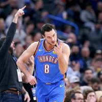"Thunder forward Danilo Gallinari announced Friday that he's partnering with the Oklahoma City-County Health Department to ""bring more COVID-19..."