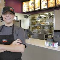Photo -  Ricarda Urso, who attends OU, is one of the Taco Bell Foundation's Live Mas Scholarship recipients. [Photo by Sharla Bardin, For The Oklahoman]