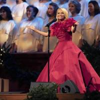 "Emmy- and Tony-winning performer Kristin Chenoweth will sing enduring yuletide classics like ""O Holy Night,"" ""Mary, Did You Know?"" and ""What Child..."