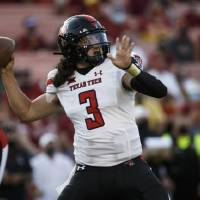 Henry Colombi has replaced Alan Bowman as Texas Tech's starting quarterback. Colombi played for Red Raiders coach Matt Wells previously at Utah...