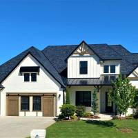 Stonewall Homes built this home at 3701 Traditions Trail, Norman, for the Festival of Homes, which continues Friday-Sunday with new homes open to...