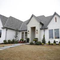 French Construction built this home at 6208 Hazeltine Drive in Edmond's Oak Tree addition. Andrew French, 28, whose father, Tom, started the...