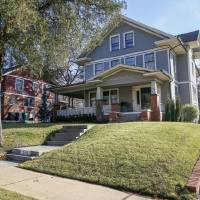 Tommy and Molly Cooke's home at 516 NW 16, built in 1903, one of the oldest homes in Oklahoma City, is a stop on the Mesta Park Holiday Home Tour....
