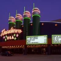 The Tinseltown USA movie theater is shown in this file photo from 2000. [OKLAHOMAN ARCHIVES]