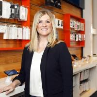 Since she took a temp job during college with AT&T, Melissa Phillips has been on a fast track with the company, moving from sales...