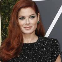 Debra Messing wants to know who is paying to go to a Beverly Hills fundraiser for President Trump. (Jay L. Clendenin / Los Angeles Times)