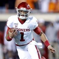 Oklahoma quarterback Jalen Hurts was selected as a Heisman Trophy finalist. He is the third-straight Sooner quarterback in as many years headed to...