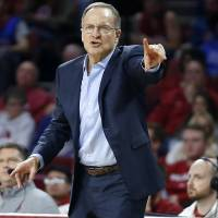 Oklahoma coach Lon Kruger and the men's basketball team will host Alabama as part of the SEC/Big 12 Challenge, Jan. 30, 2021.  [Bryan Terry/The...