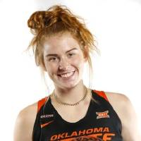 Vivian Gray had 19 points and 10 rebounds in OSU's loss at Texas A&M. [OKLAHOMAN FILE PHOTO]