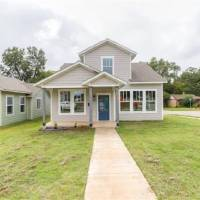 This 1,750-square-foot, three-bedroom, 2  -bath  home with detached two-car garage at 1700 NE Euclid St. was built in 2020 in conjunction with...