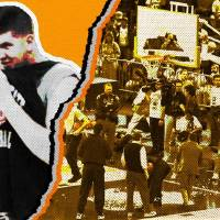 """The legend of """"Big Country"""" grew to extreme levels on March 31, 1995. That's when OSU center Bryant Reeves shattered a backboard during practice..."""