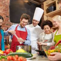 Learn something new at an Oklahoma City-area cooking class. [Stock image]