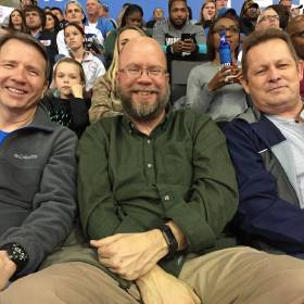 Aviation Training Consulting employees last year opted to attend a Thunder basketball game...