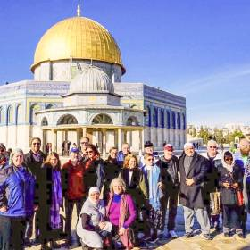 Photos take by Carla Hinton on her trip to Israel. Photo by Carla Hinton, The Oklahoman