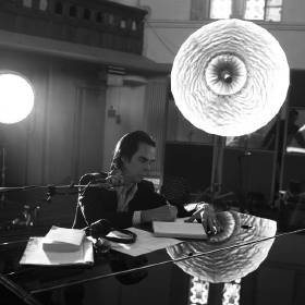 """Nick Cave in the documentary """"One More Time With Feeling"""" [Photo provided by Picturehouse..."""