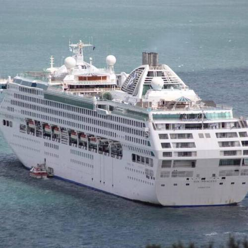 Cruise Passengers Ordered To Turn Off Lights Music For Days To - Pirates attack cruise ship