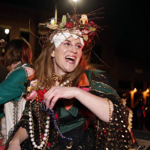 Norman holds annual Mardi Gras Parade