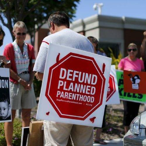 Analysis of planned parenthood