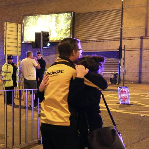 Explosion at Ariana Grande concert in England leaves 19 dead