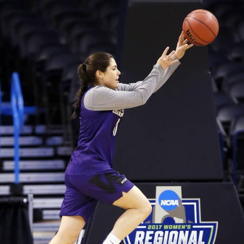 NCAA players prepare to compete in Oklahoma City regional