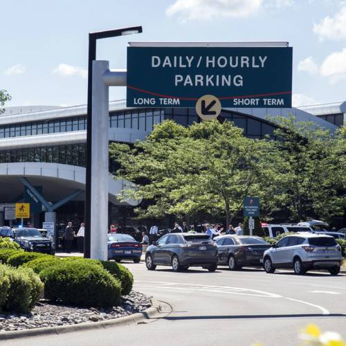 Stabbing at Michigan airport investigated as terrorism