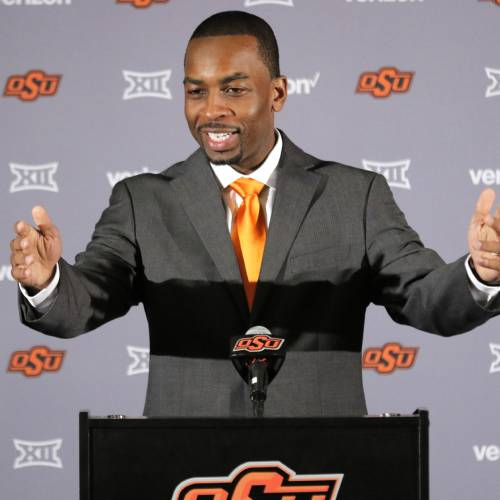 New OSU Basketball Coach