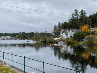 Lake Saranac, New York, is considered the capital of the Adirondacks. (Photo by Tricia Tramel)