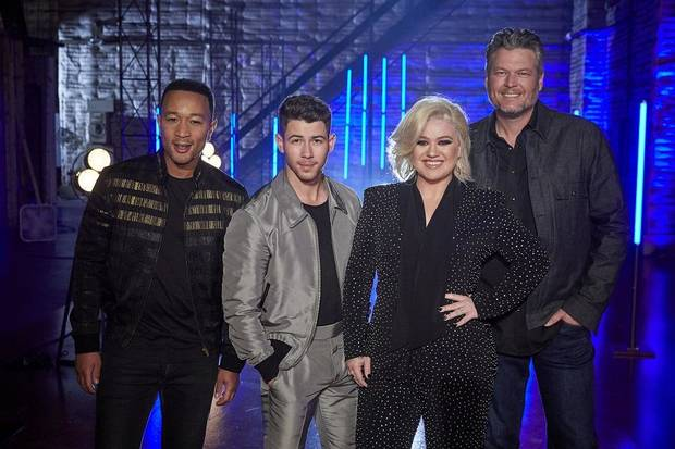 Video: 'The Voice' Season 18 premieres tonight featuring  Blake Shelton, Kelly Clarkson, John Legend and new coach Nick Jonas