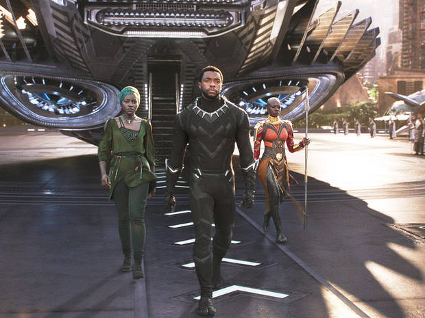 """Black Panther"" is set for release Feb. 16."